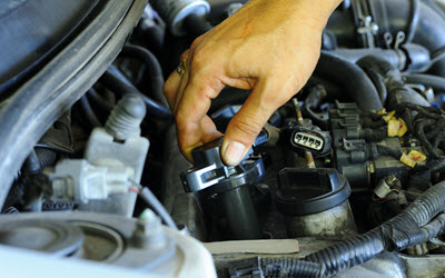 Audi Ignition Coil Replacement