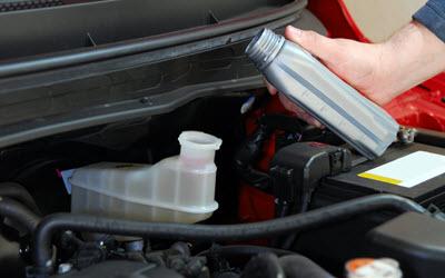 Volkswagen Brake Fluid