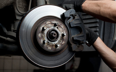 Maserati Brake System Service
