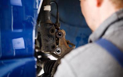 Volkswagen Half-Shaft Boot Repair
